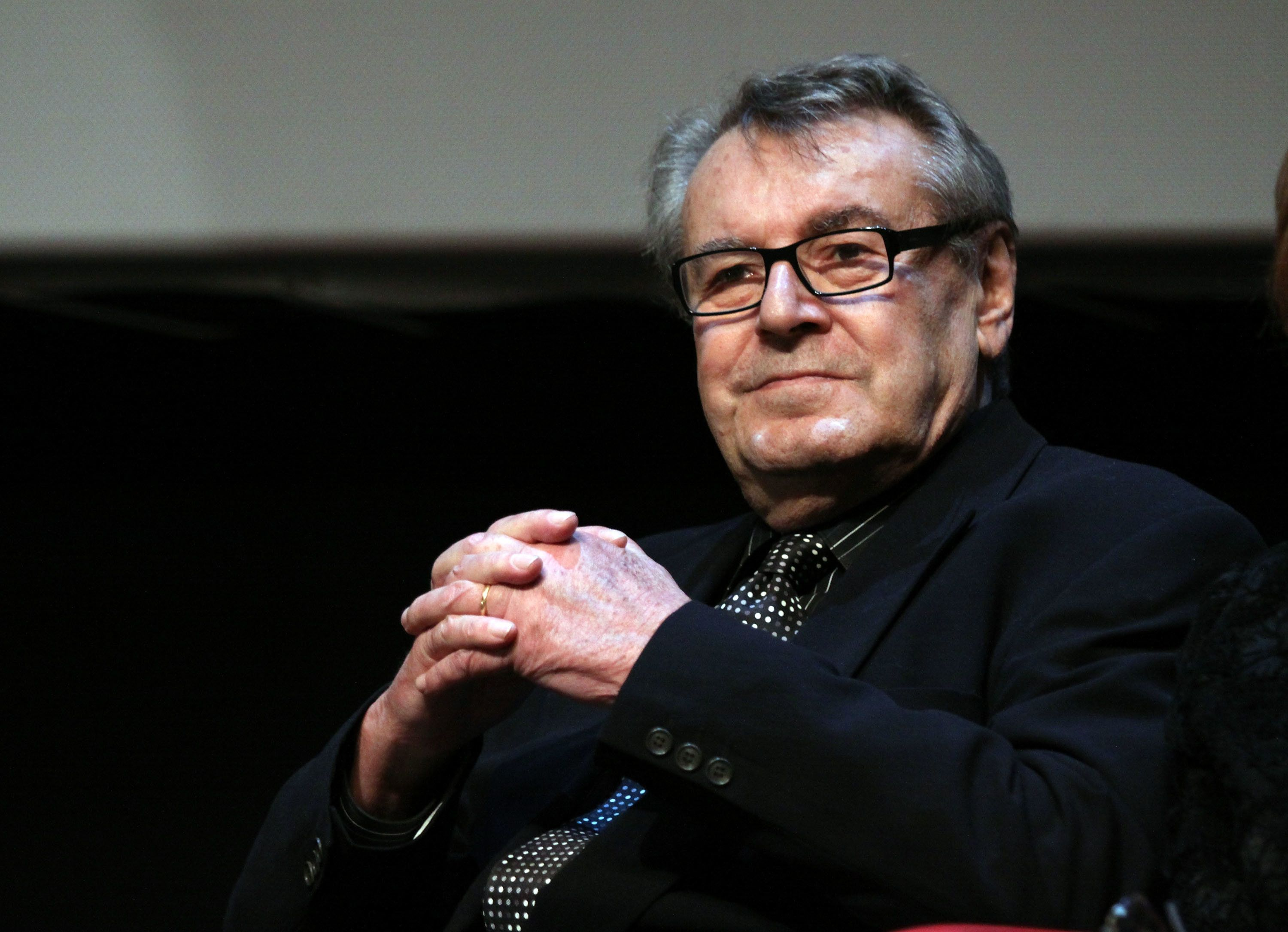 ROME - OCTOBER 23:  Jury President Milos Forman attends the Official Awards Ceremony on Day 9 of the 4th International Rome Film Festival held at the Auditorium Parco della Musica on October 23, 2009 in Rome, Italy.  (Photo by Ernesto Ruscio/Getty Images)