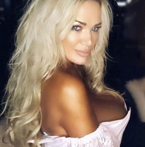 Gina Stewards behauptet, dass sie kein Botox benutzt.