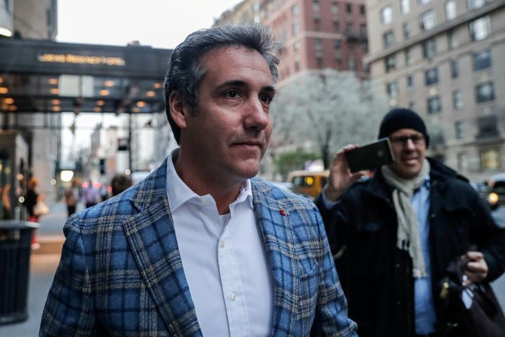 Michael Cohen used to be intensely loyal to President Donald Trump.