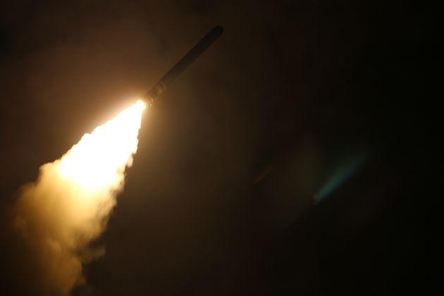 미국이 '미사일 대부분 요격했다'는 시리아의 주장을
