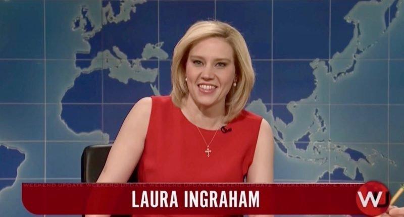 Kate McKinnon as Laura Ingraham