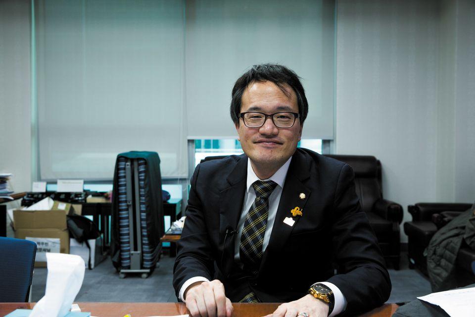 [허프인터뷰] 세월호 참사 4년, 박주민은 이제 많은 게 달라질 것이라고