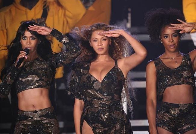 Beyoncé Shocks Fans With Destiny's Child Reunion During Epic Coachella Set
