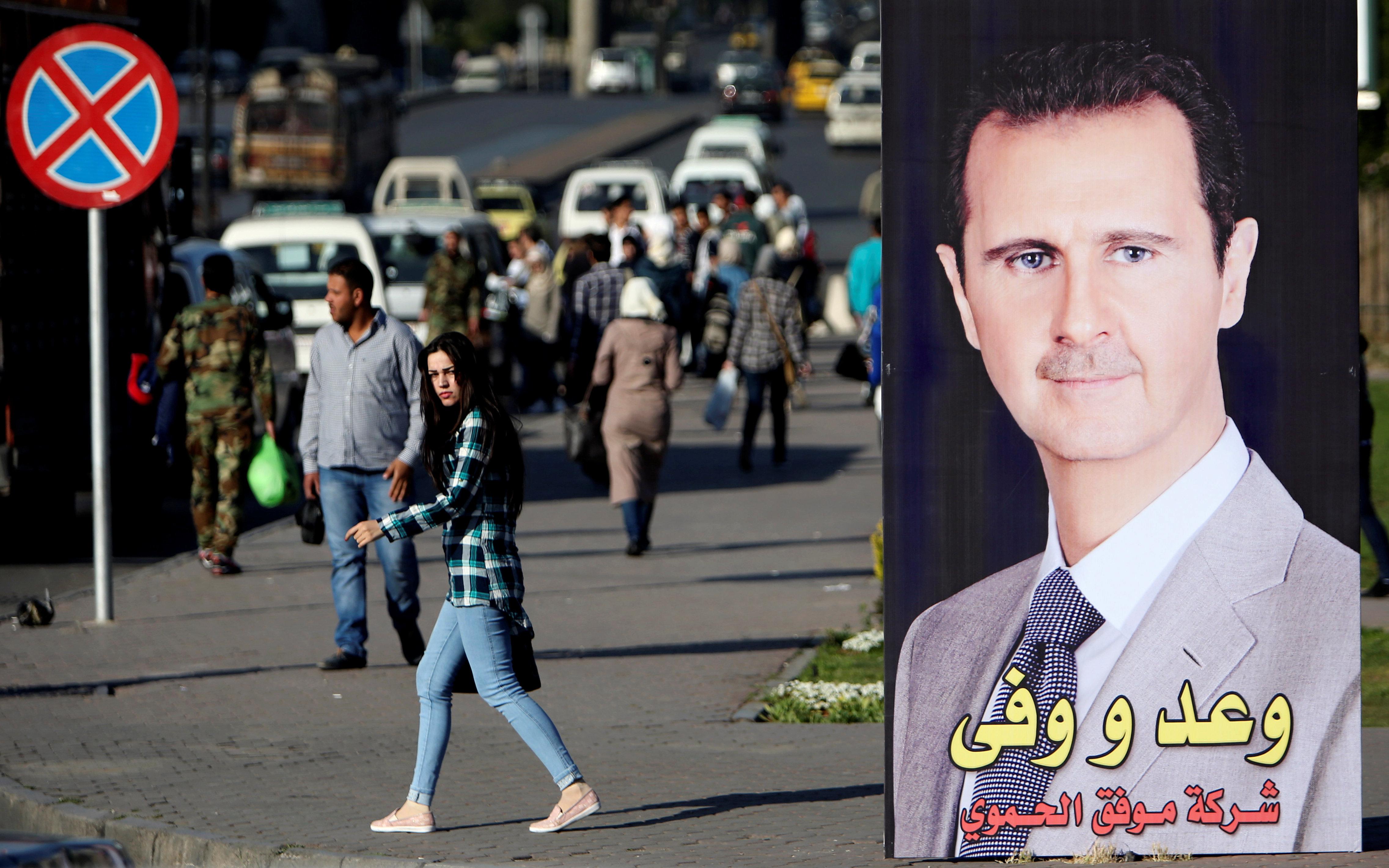 Άσαντ: Εχθρική πράξη τα πλήγματα της Δύσης κατά της