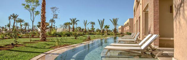 Sajid inaugure à Marrakech un hôtel