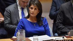 Nach Angriff auf Syrien: USA kündigen neue Sanktionen gegen Russland