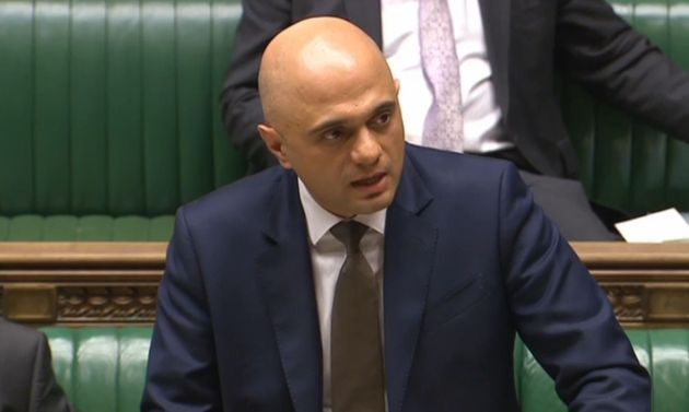 Sajid Javid says the government will do more to help private