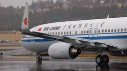 Chine: Un passager détourne un avion à l'aide d'un stylo-plume