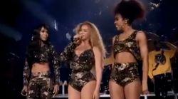 Beyoncé Treated Coachella Crowd To An Epic Destiny's Child