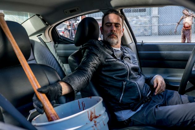 Weird 'Walking Dead' Finale Twists Cap Off Weirder Season