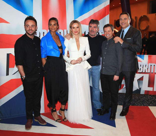 The 'BGT' team at this year's auditions