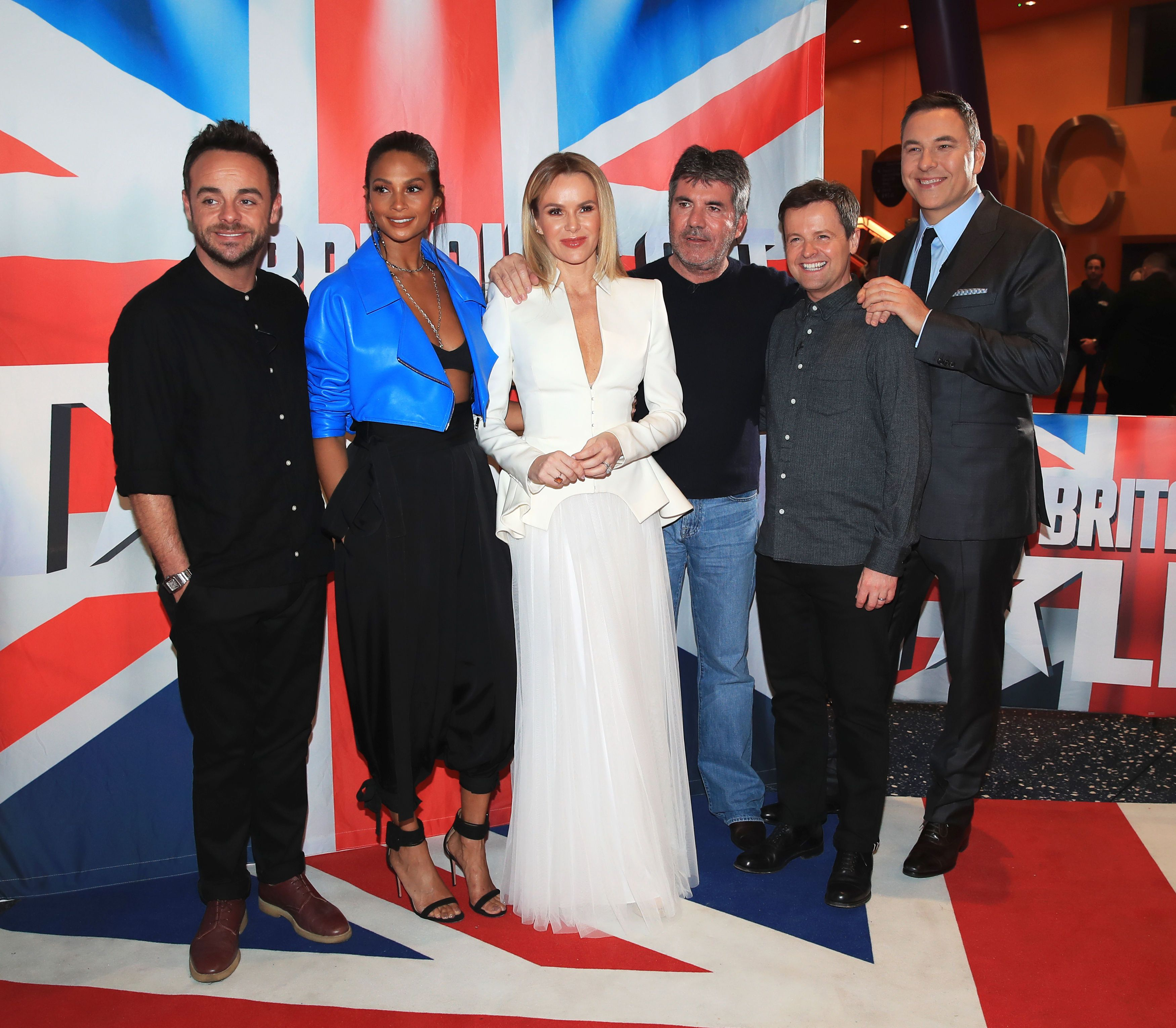 'BGT' Launch Episode Is Already ITV's Most-Watched Entertainment Show Of