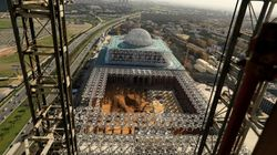 La Grande Mosquée d'Alger sera livrée à la fin
