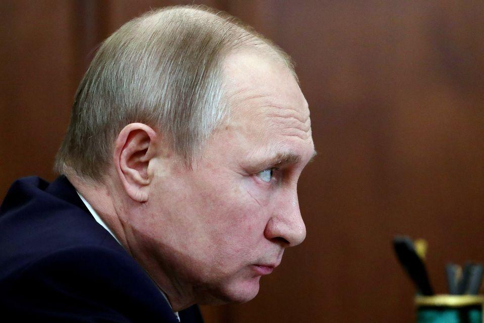 Hat in Deutschland überraschend viele Fans: Russlands Präsident Wladimir