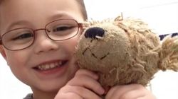Dad Overwhelmed By Strangers' Offers Of Help After Son With Autism Lost His Teddy