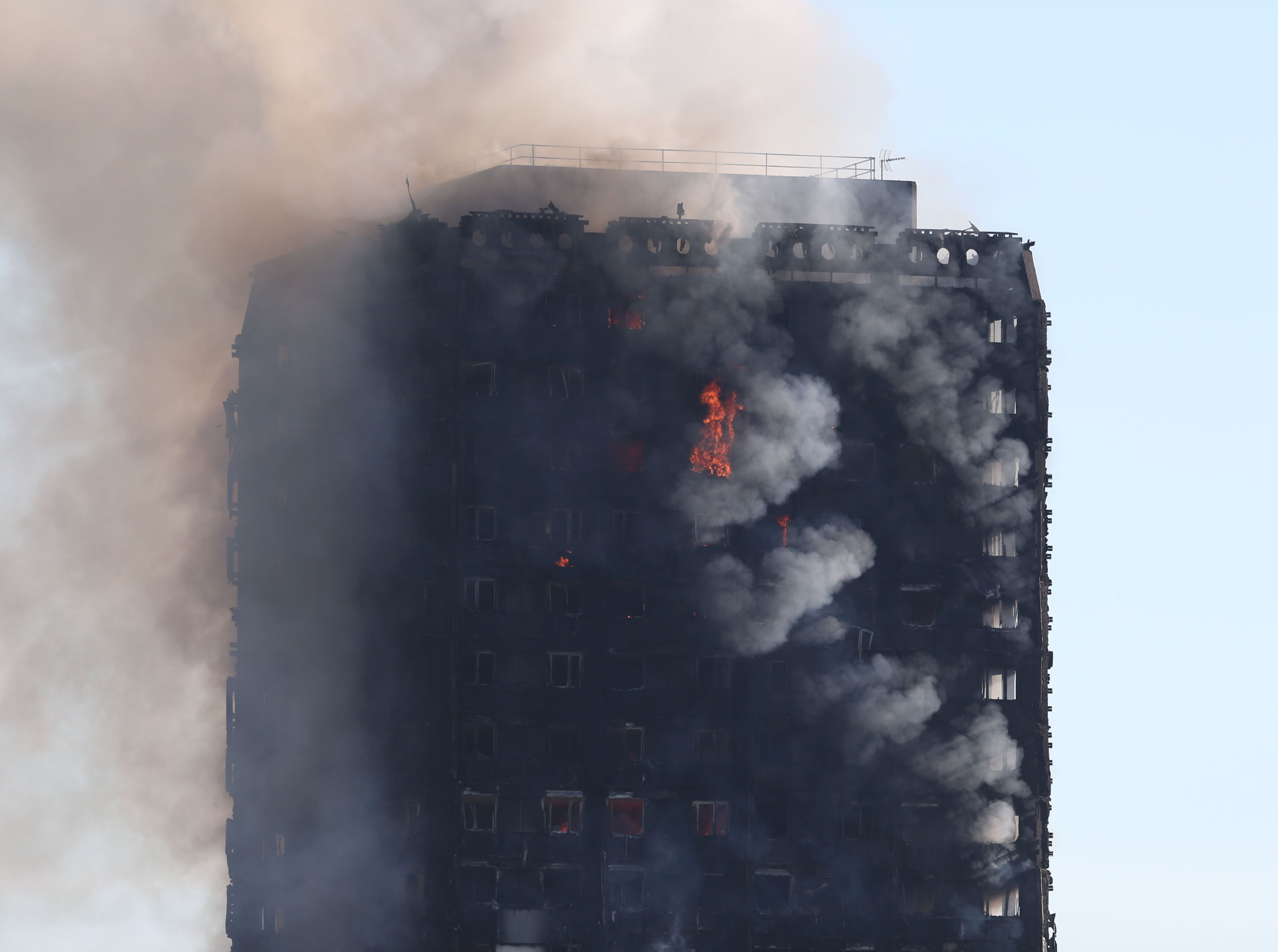 Leaked Report Reveals How Refurbishment Turned Grenfell Tower Into Major Fire Safety