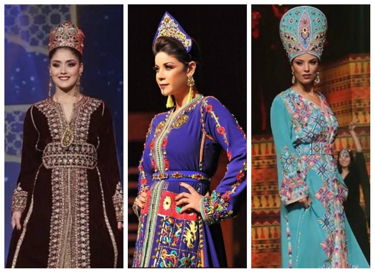 Caftan 2018: Des modèles à la conquête du monde pour un défilé magistral