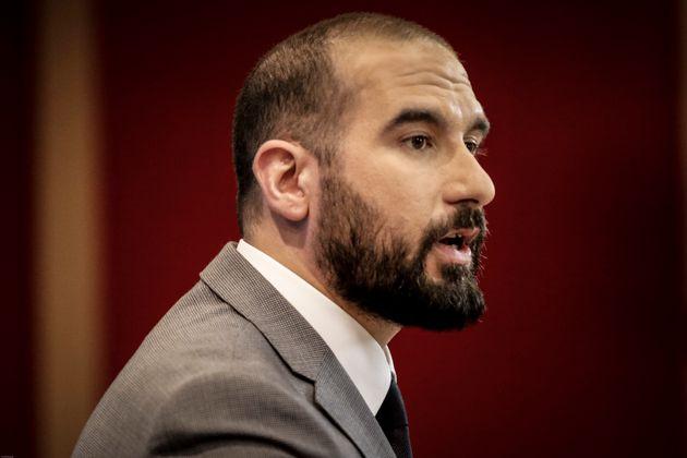 Δ. Τζανακόπουλος: Δεν υπήρξε παραβίαση σε ελληνικό