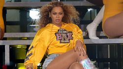 Fans Think Beyoncé Changed Her Nail Color Mid-Coachella Set, Because She's That