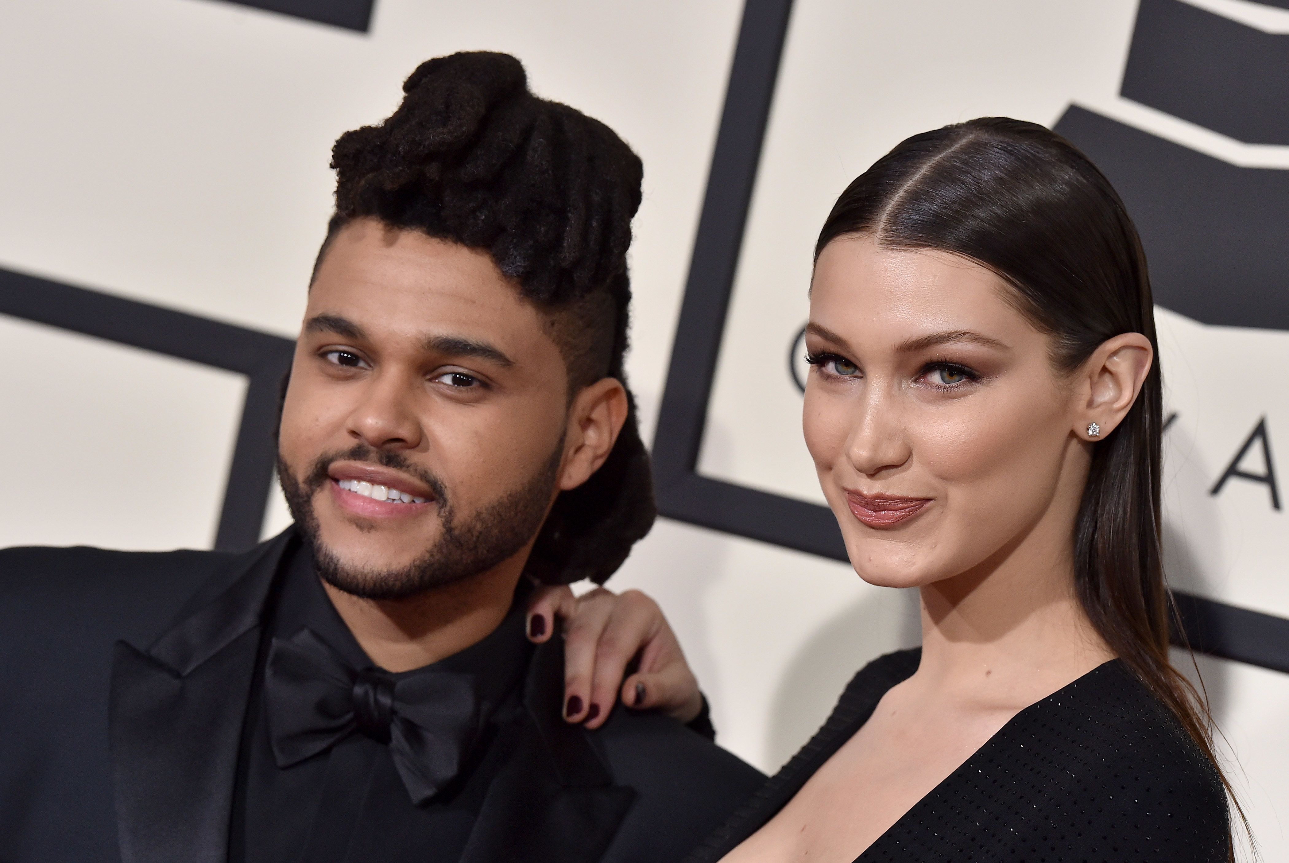 Exes Bella Hadid And The Weeknd Spotted Kissing At Coachella