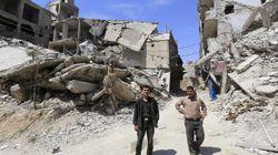 Giftgas-Einsatz: Großbritannien wirft Russland und Syrien vor, Ermittlungen zu
