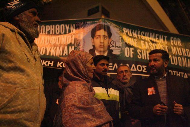 Στις 14 Ιουνίου θα συνεχιστεί η δίκη για τη δολοφονία του εργάτη Σαχζάτ