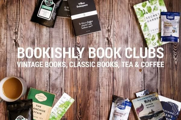 """If your mom likes coffee (or tea!), vintage books, and otherwriterly things, <a href=""""https://www.cratejoy.com/subscrip"""