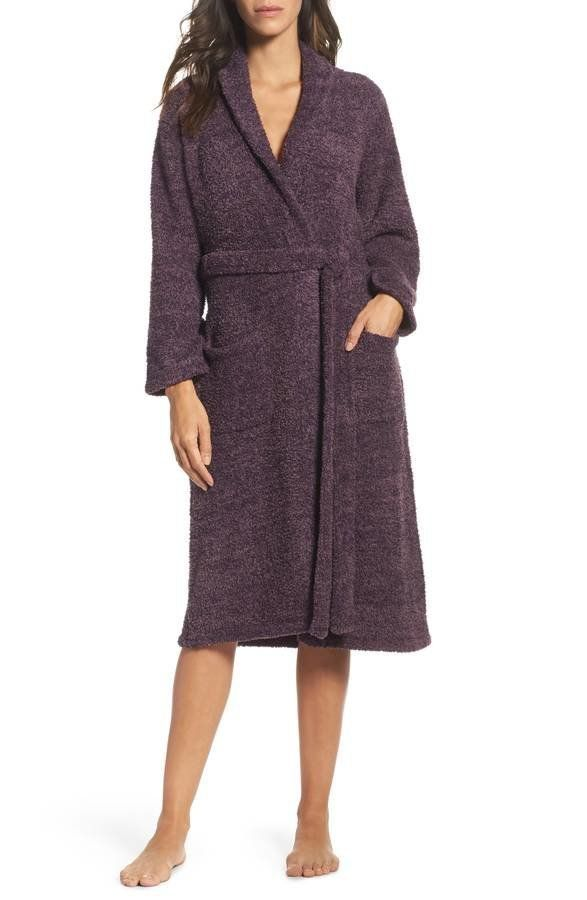"""What mom doesn't love a new bathrobe? Get it <a href=""""https://shop.nordstrom.com/s/barefoot-dreams-cozychic-robe-nordstrom-on"""