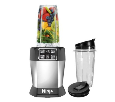 """If your mom is a healthy foodie, <a href=""""https://jet.com/product/Nutri-Ninja-Nutrient-Extraction-Single-Serve-Blender-with-A"""
