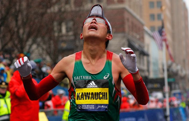 Desiree Linden Becomes First American Woman To Win Boston ...