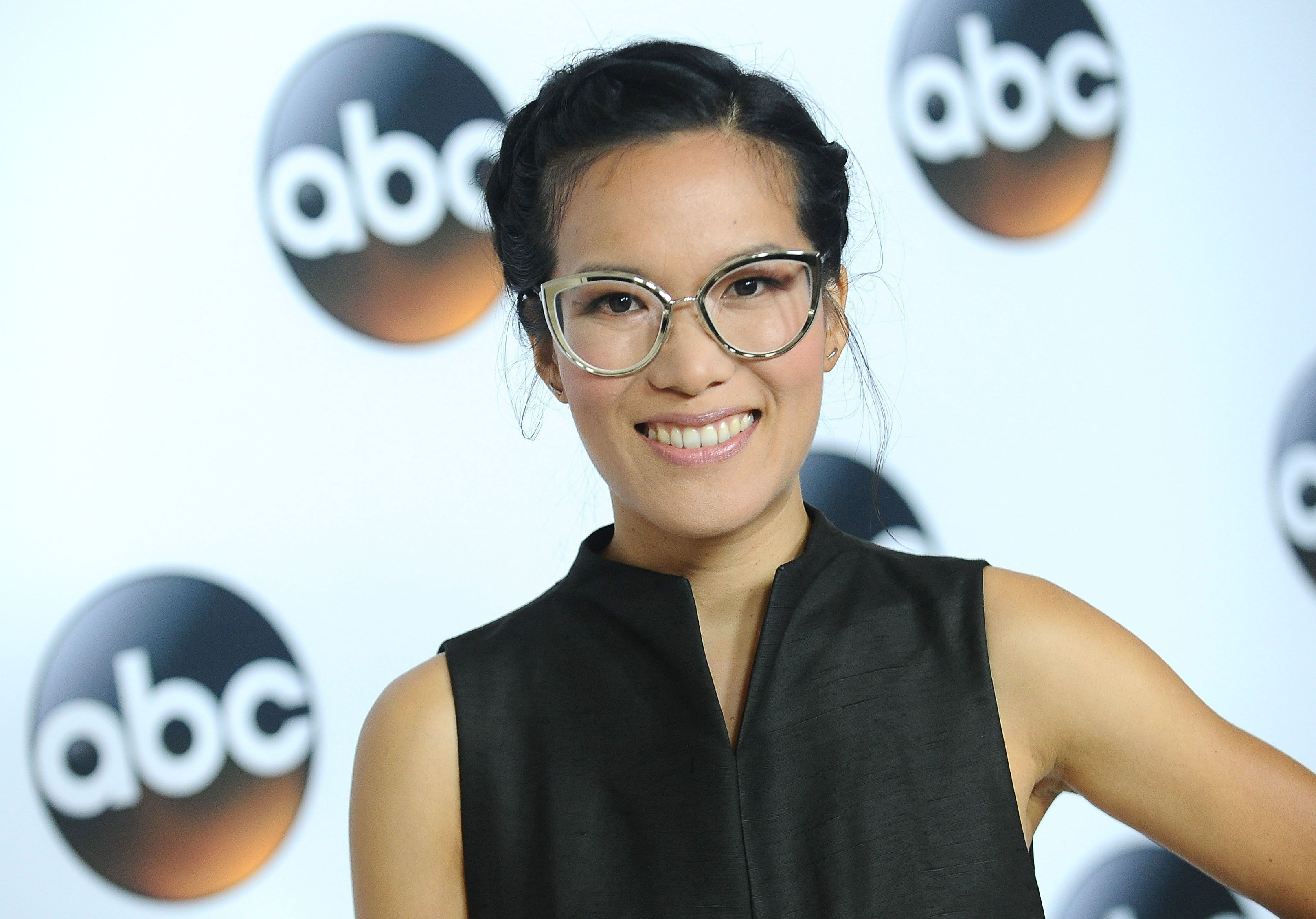 BEVERLY HILLS, CA - AUGUST 06:  Actress Ali Wong attends the Disney ABC Television Group TCA summer press tour at The Beverly Hilton Hotel on August 6, 2017 in Beverly Hills, California.  (Photo by Jason LaVeris/FilmMagic)