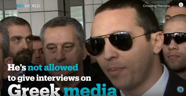 Ο Κασιδιάρης έδωσε συνέντευξη σε Τουρκικό ΜΜΕ για να προωθήσει την Χρυσή Αυγή (γιατί εδώ κανείς δεν το