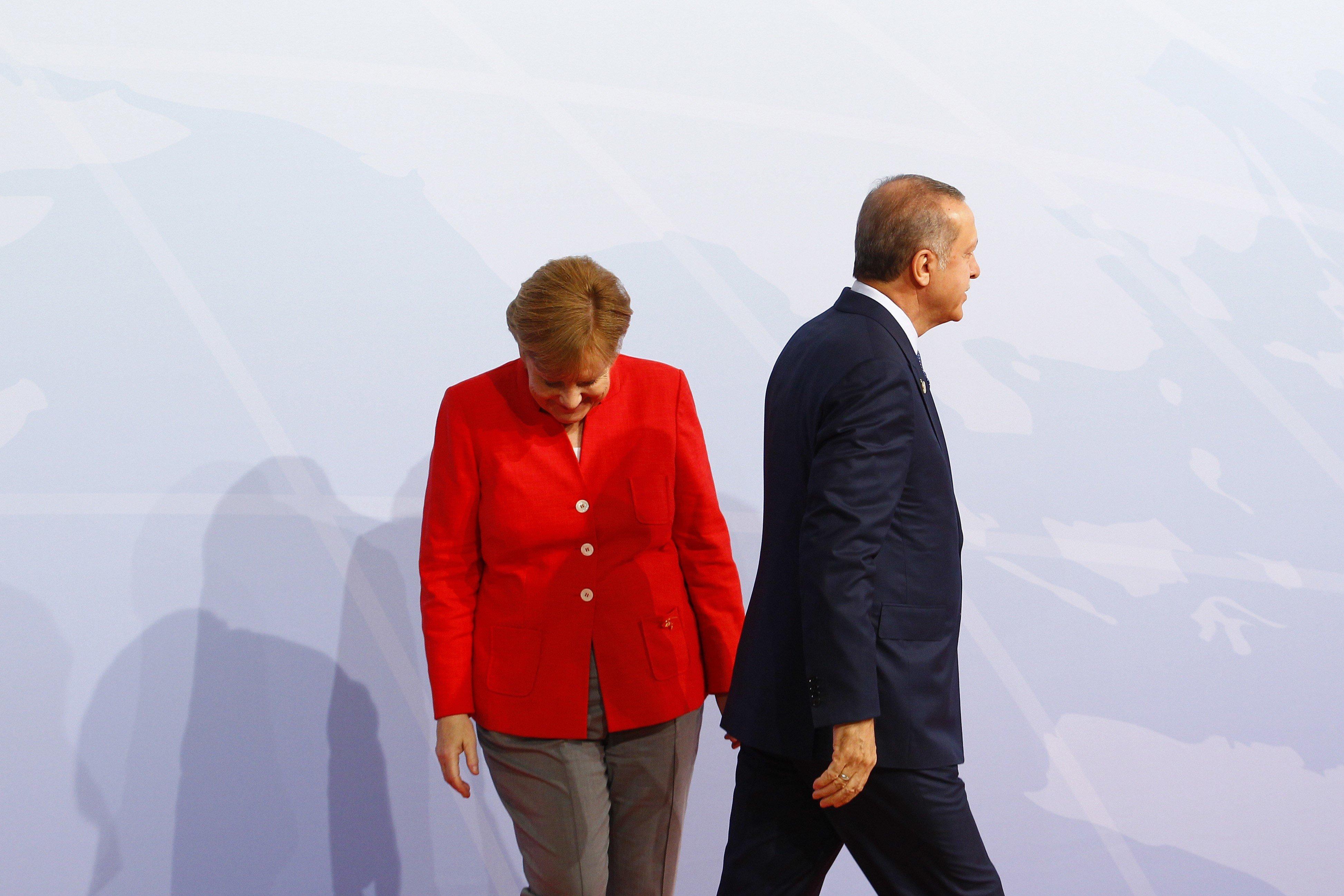 Συνομιλία Μέρκελ – Ερντογάν για τη