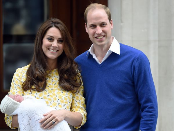 Kate and William welcomed their daughter, Princess Charlotte, on May 2, 2015.