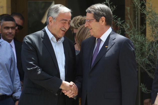 Τι συζήτησαν Αναστασιάδης-Ακιντζί στο προγραμματισμένο τους
