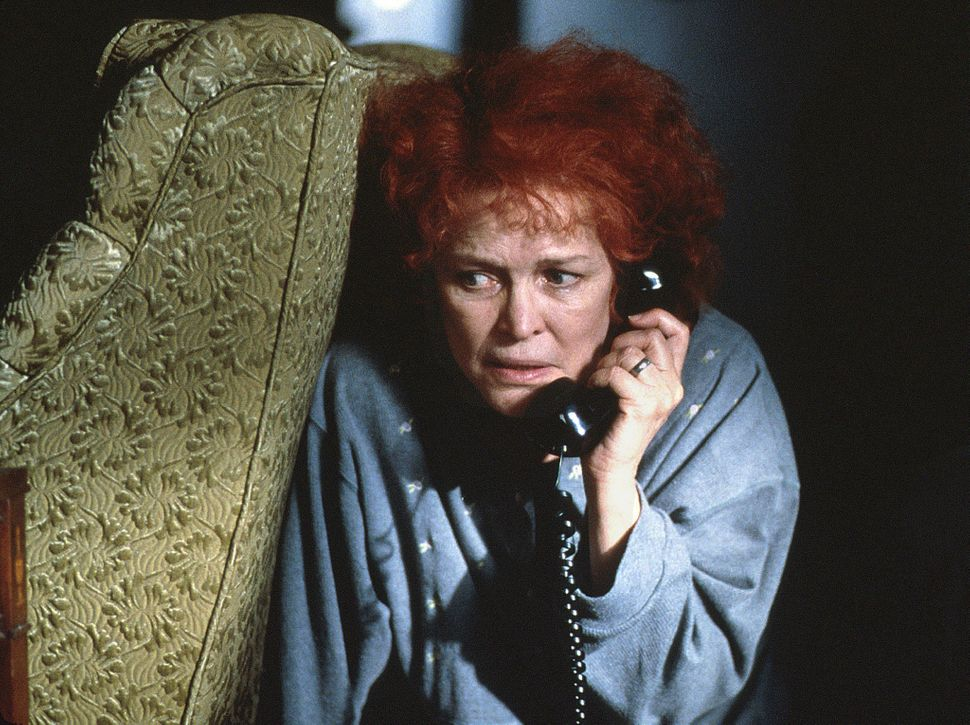 "Ellen Burstyn in ""Requiem for a Dream."""