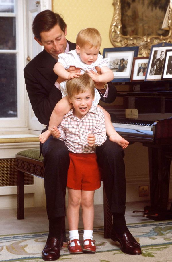 There are perks to being a part of the royal family, of course. But in 2012, Harry made it clear that while he enjoys wo