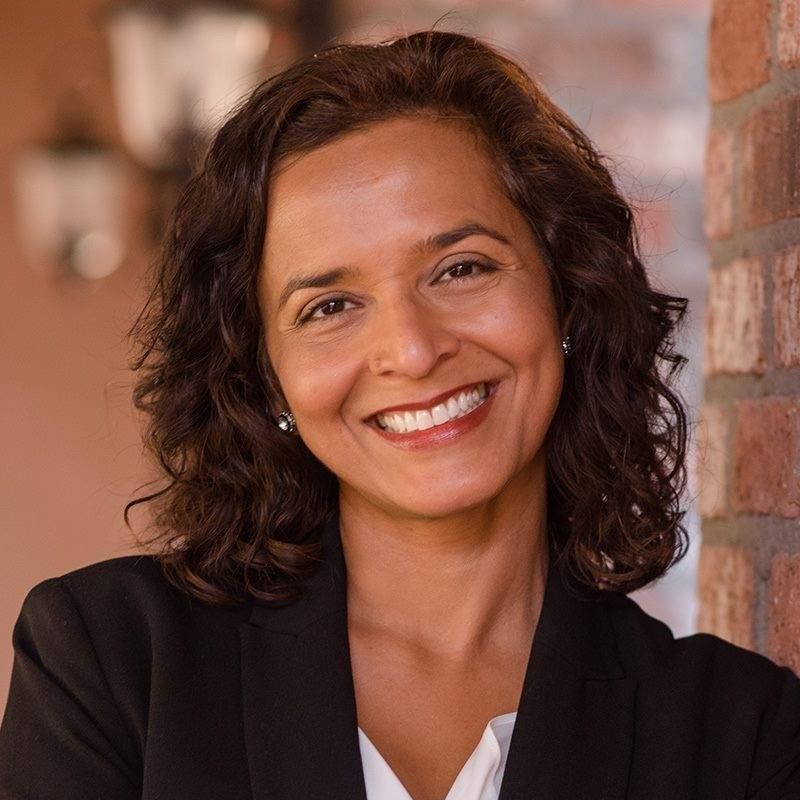 Democrat Hiral Tipirneni is running in an April 24 special election in Arizona's 8th Congressional District.