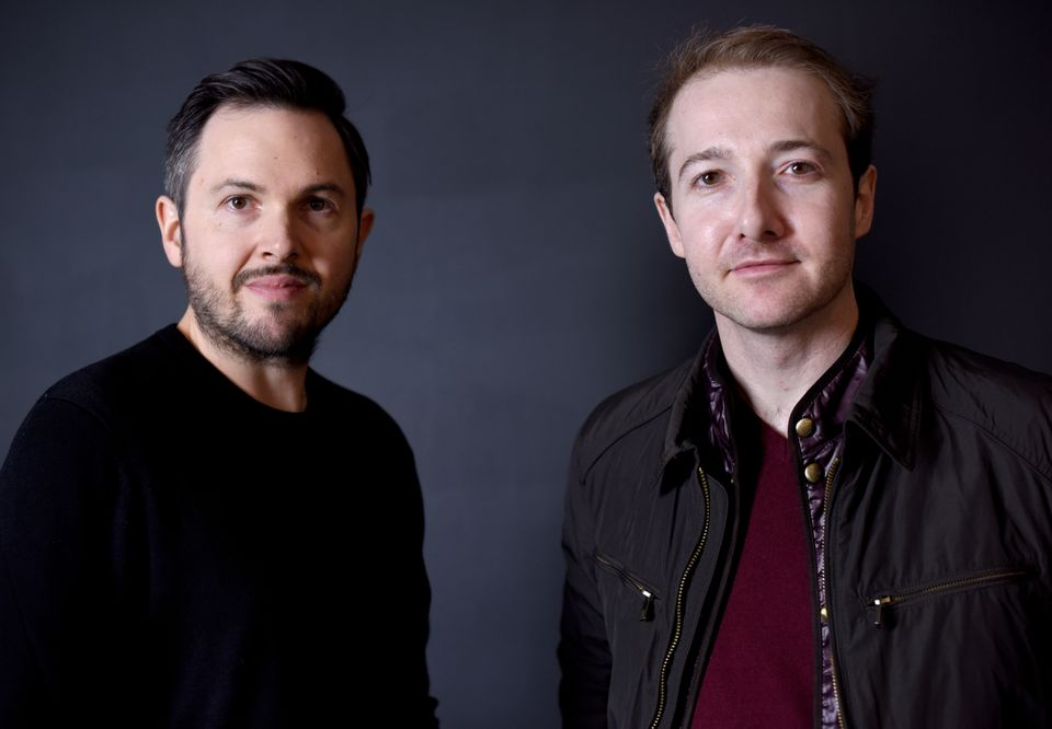 로버트 캐넌(왼쪽)과 로스