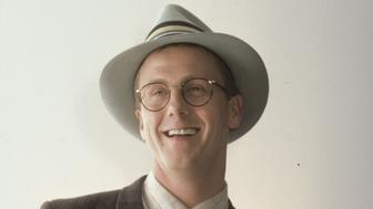 Actor Harry Anderson attends Comic Relief Benefit on March 29, 1986 at the Universal Ampitheater in Universal City, California. (Photo by Ron Galella/WireImage)