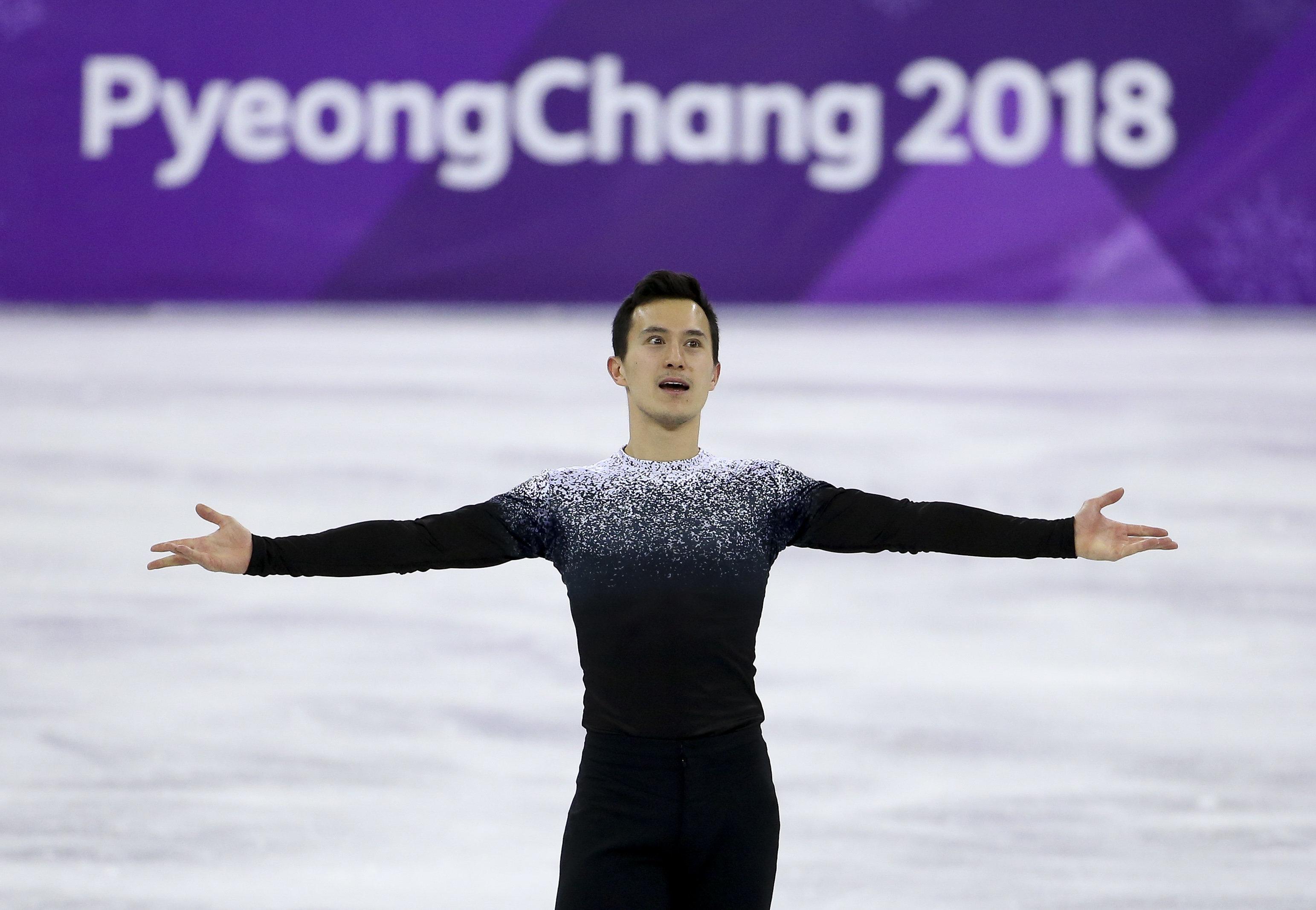 '캐나다 피겨 간판' 패트릭 챈이 은퇴를