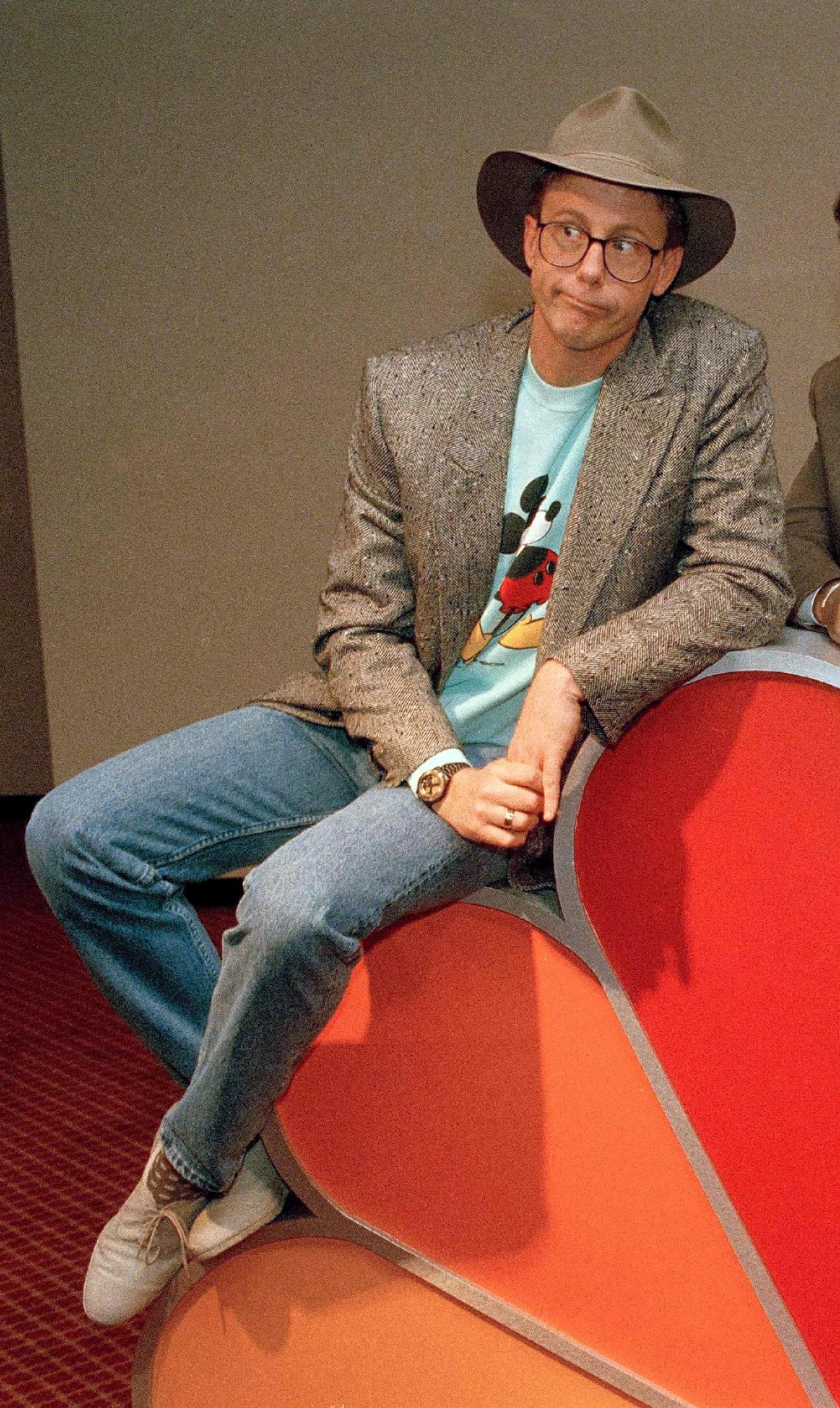 """Harry Anderson ist tot: Der """"Immer Ärger mit Dave""""-Star wurde 65 Jahre"""