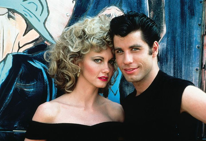 H Olivia Newtwon-John και ο John Travolta στο «Grease»
