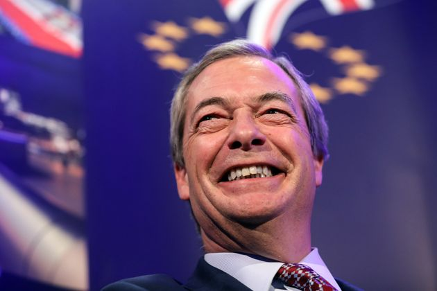 Leave campaign, which was fronted by Nigel Farage, has admitted using 'provocative' tactics during...