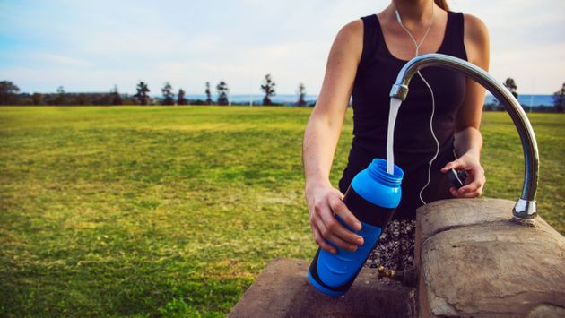 People Are 'Not Using Reusable Water