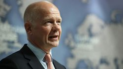 William Hague Says Allowing Parliament To Vote On 2013 Syria Strikes Was A