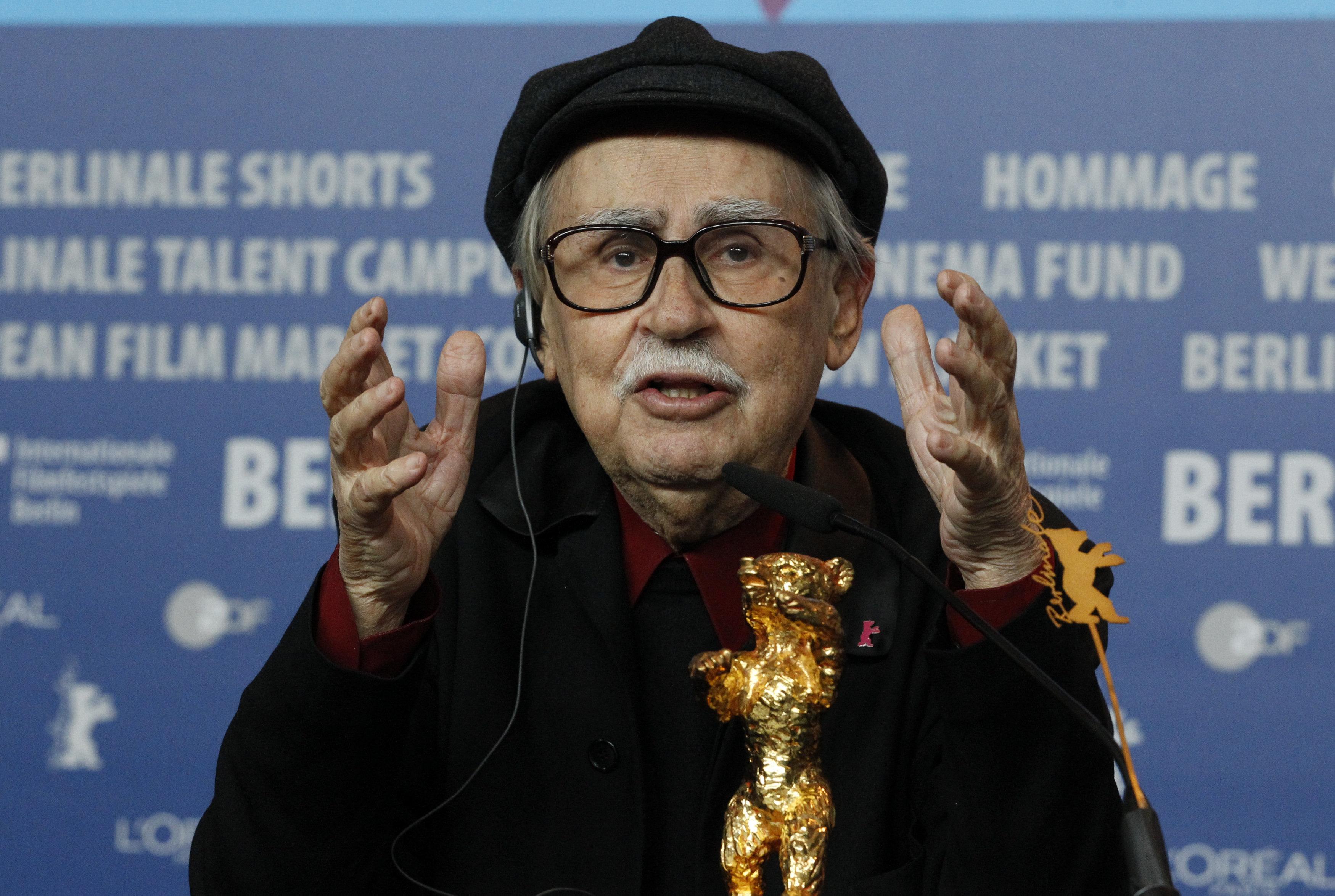 Πέθανε ο θρυλικός ιταλός σκηνοθέτης Vittorio Taviani σε ηλικία 88