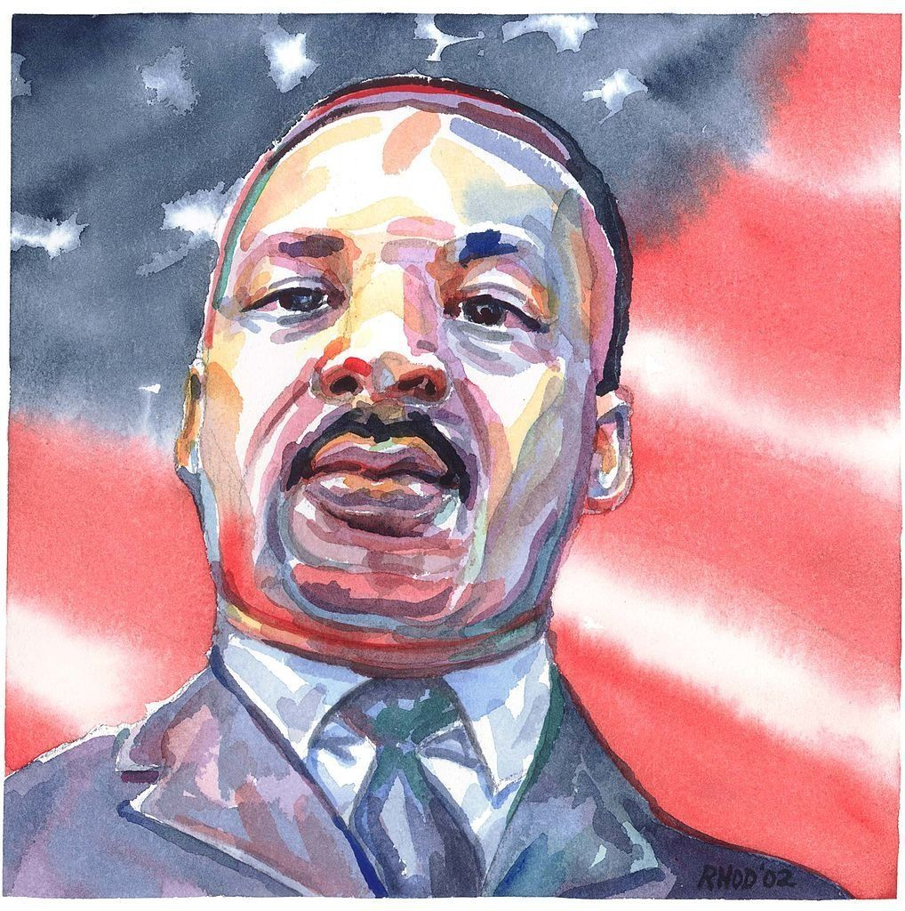 Μάρτιν Λούθερ Κινγκ Jr, ένας διαχρονικός