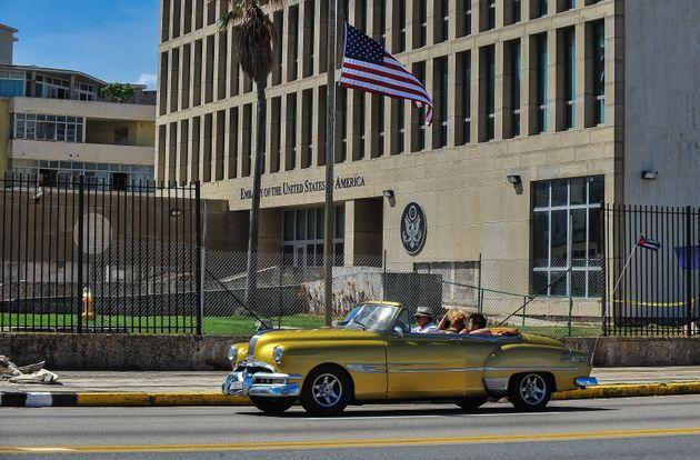 쿠바 주재 북미 외교관들이 이유 모를 질병에 시달리고