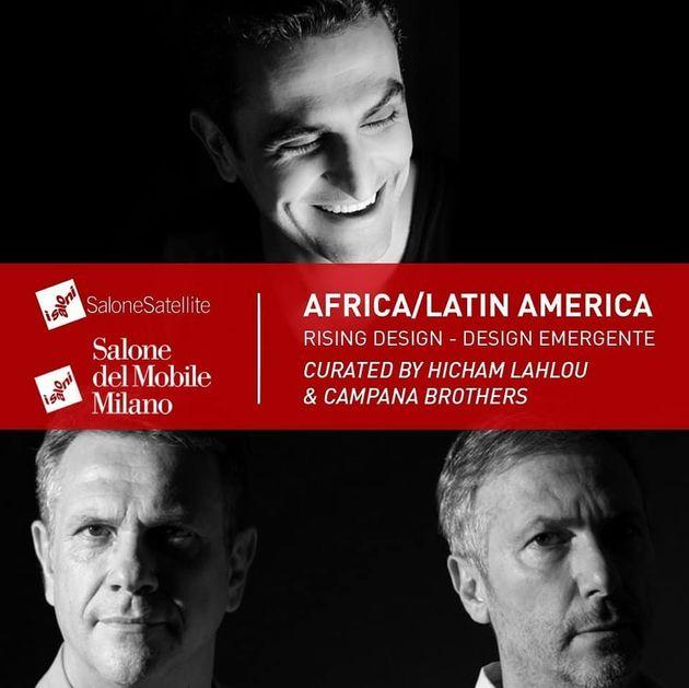Hicham Lahlou représente l'Afrique au Salone Del Mobile 2018 à